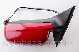 Зеркало левое красное для Volkswagen passat B5 (1997-2005), фото 3
