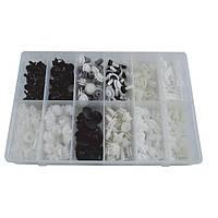 Набор пластиковых клипс для автомобилей PEUGEOT/CITROEN 345 шт.  52899 JBM