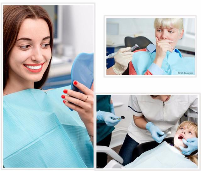 стоматологические нагрудники