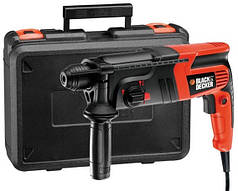 Перфоратор BLACK&DECKER MAS24 KD855KA SDS