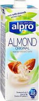 Молоко миндальное без глютена Alpro 1л Бельгия