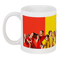 Кружка чашка joyful songs