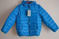 Куртка-трансформер для детей от 4-х до 10-ти лет. Унисекс Черный, 104