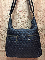 (Бегунок золото популярный)Клатч женский сумка стеганная/Сумка для через плечо планшеты
