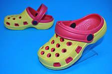 Кроксы, шлепанцы, вьетнамки детские