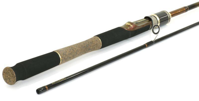 Спиннинг штекерный Kosadaka Mustang Bass Special SMTB192UL, 1-7гр., 1.92м