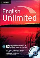 English Unlimited  Combo Upper-Intermediate B SB+WB DVD-ROMs (2)