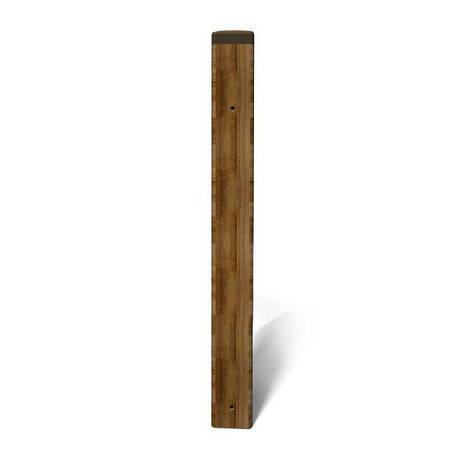 Деревянная стойка малая 1м (для секции S764) , фото 2