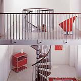 Лестница винтовая ARKE KLAN D160, фото 3