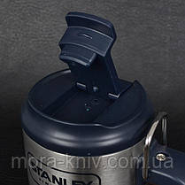Термокружка стальная 0,47L Adventure TRAVEL Stanley (Стенли) (10-01901-004), фото 3