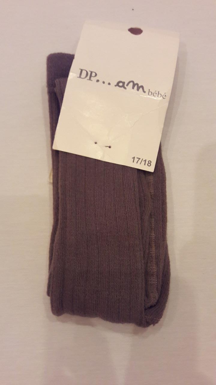 Колготки Dpam 17-18 серые