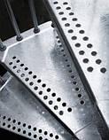 Винтовая оцинкованная лестница Fontanot Steel Zink D140, фото 2