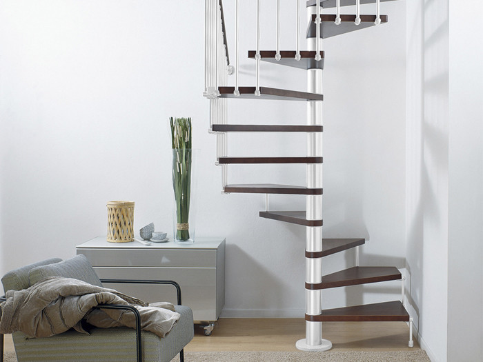 Винтовая лестница Fontanot Cube D118