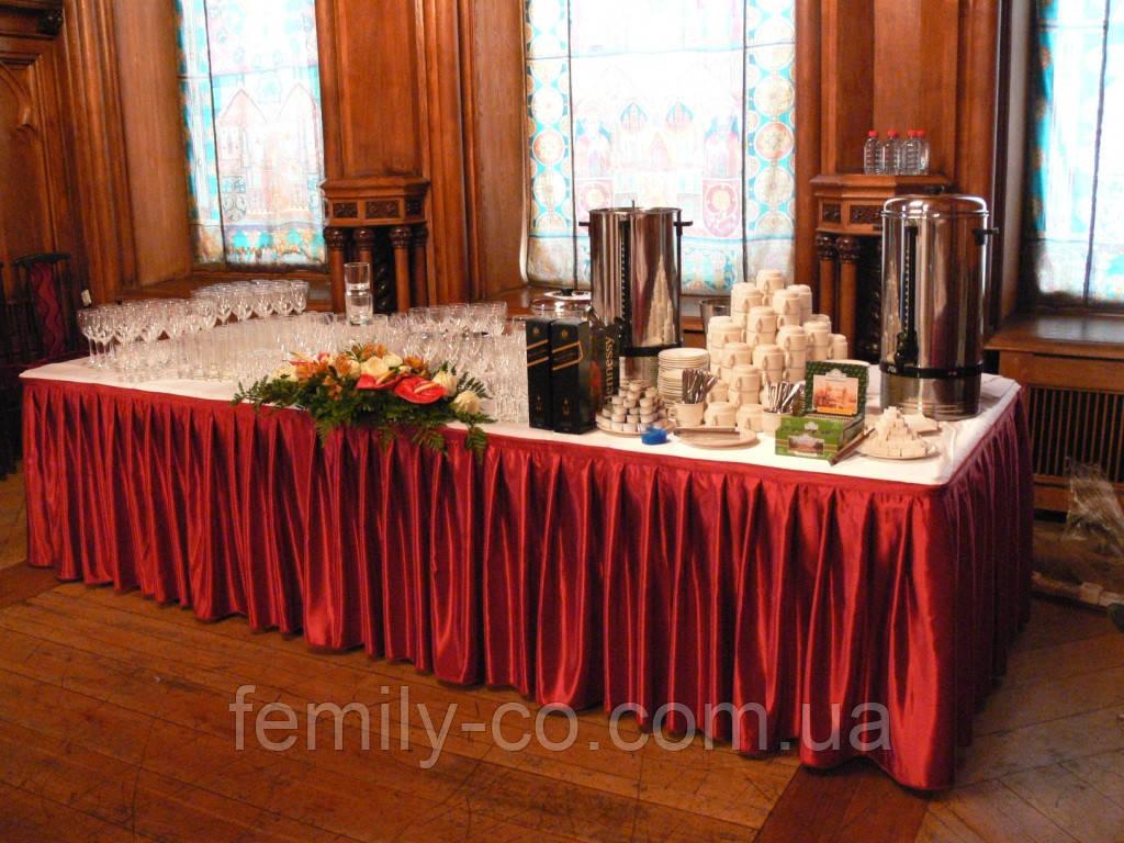 Скатерть на стол праздничная своими руками
