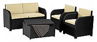 Мебель из искусственного ротанга Modena Lounge Set