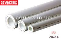 Труба для отопления с алюминием (белая) Valtec PP-ALUX PN 25 DN 20