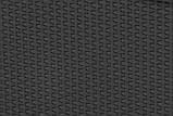 Стол сундук из искуственного ротанга, Arica серый, фото 2