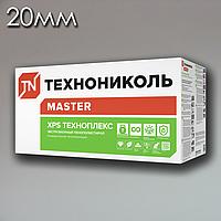 Экструдированый пенополистирол Технониколь «ТЕХНОПЛЕКС», 20мм, фото 1
