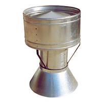 Дефлектор вентиляционный мусоропровода купить | Замена дефлектора для мусоропровода и ремонт верхней части