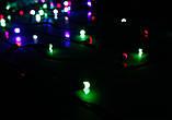 Светодиодная ГИРЛЯНДА НИТЬ 10м rgb led, фото 6