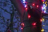Светодиодная ГИРЛЯНДА НИТЬ 10м rgb led, фото 7