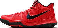 Баскетбольные кроссовки Nike Kyrie 3 Red Найк красные