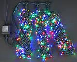 Светодиодная гирлянда для украшения деревьев ЛУЧ-3 (Каучук), фото 9
