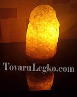 Соляная лампа - Скала оранжевая (3,5 кг)