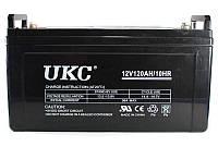 Гелиевый аккумулятор UKC Battery Gel 12V 120A ZFV