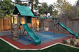 Мягкая плитка для детских игровых площадок, фото 2