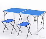 Раскладной стол со стульями для отдыха и пикника Welfull, фото 2