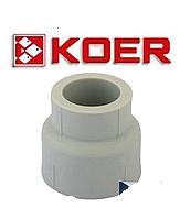 Муфта Koer ппр редукционая ВВ 63x50