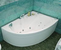 Гидромассажная ванна с врезным смесителем Triton Кайли, 1500х1000х505 мм