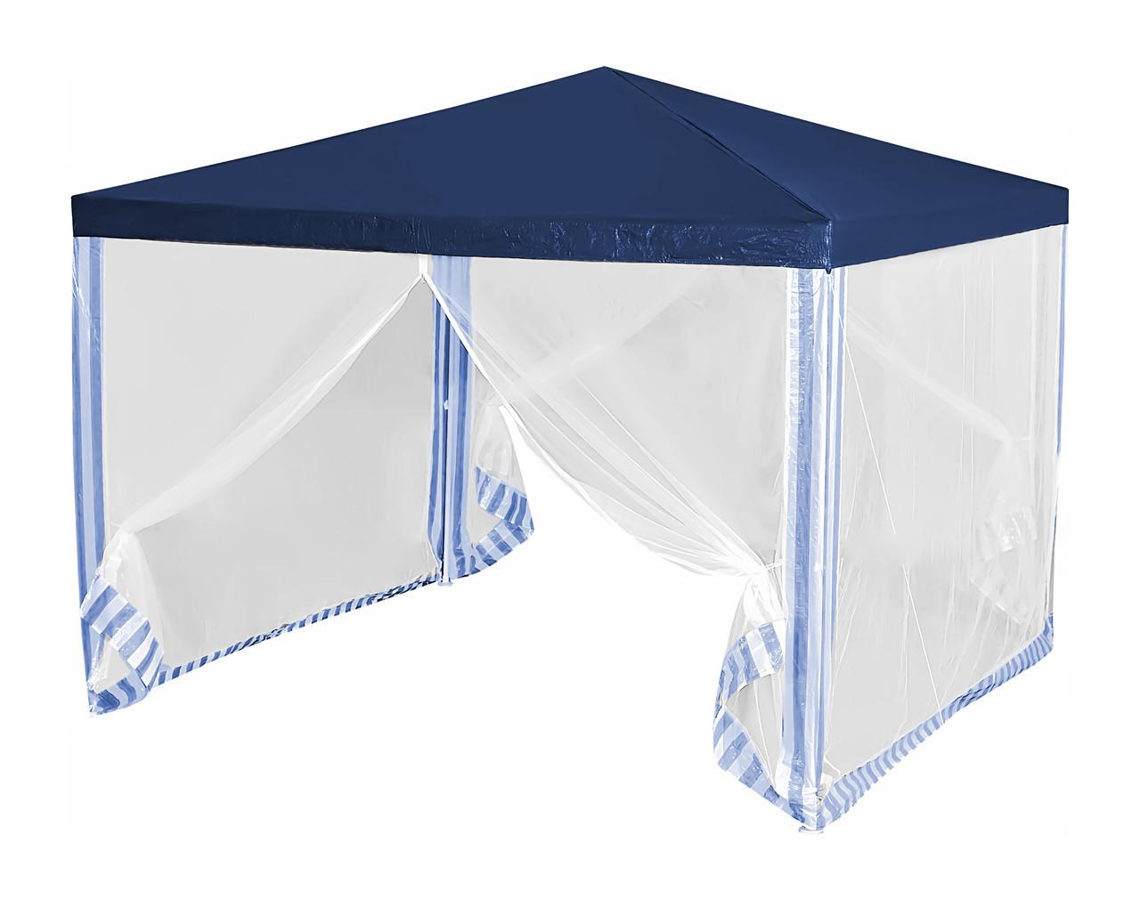 Тент палатка садовая, шатер для дачи