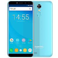 Смартфон Oukitel C8 Blue, фото 1