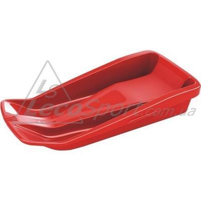 Санки 80 х 30 см красные