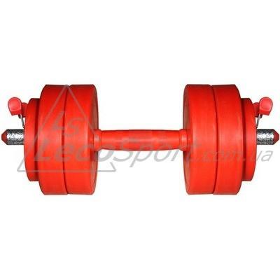 Гантеля наборная 24 кг ХОУМ