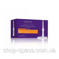 Лосьйон-ампули для сухого і ламкого волосся Amethyste Hydrate від Farmavita