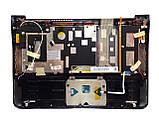 Оригинальная клавиатура для Samsung NP900X3A series, rus, dark blue, тачпад, динамики, подсветка , фото 2