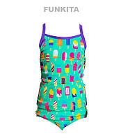 Распродажа! Детский хлоростойкий купальник Funkita Popsicle Parade FG04