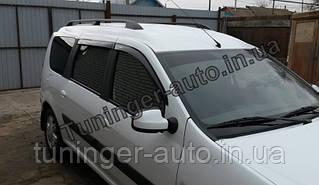 Ветровики, дефлекторы окон Dacia Logan MCV/Lada Largus  2006-2013/2012-