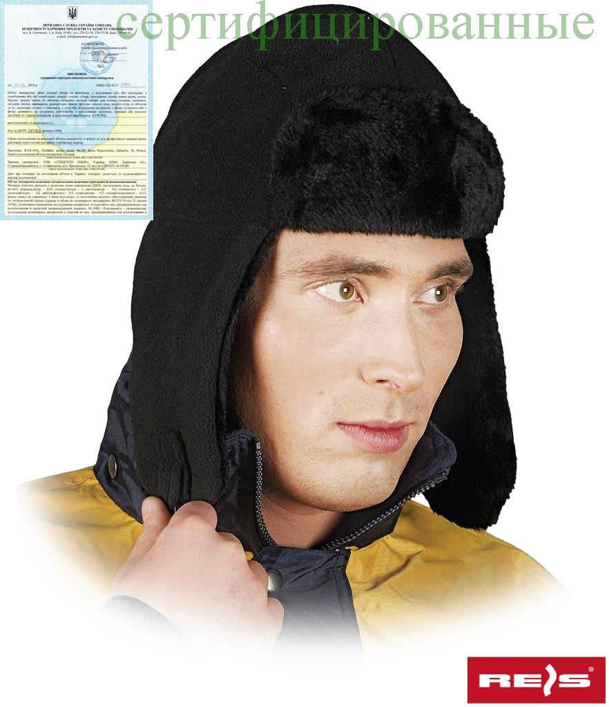 Утепленная шапка-ушанка CZOPAPA B