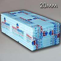 Экструдированый пенополистирол XPS PENOBOARD, 20мм, фото 1