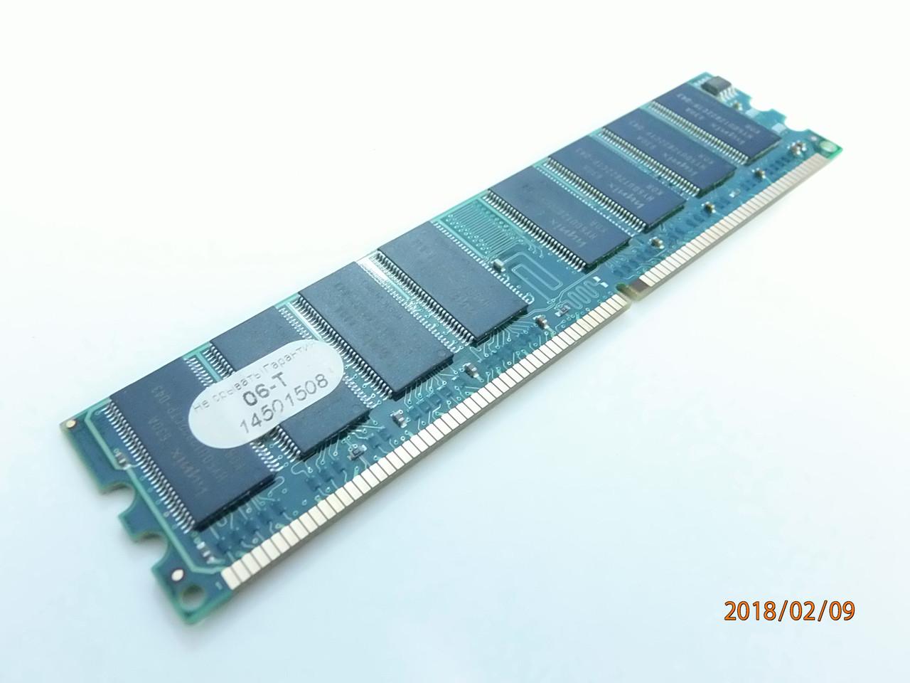 Модуль пам'яті Hynix 512 mb DDR400 PC3200 HY5DU12822CTP-D43