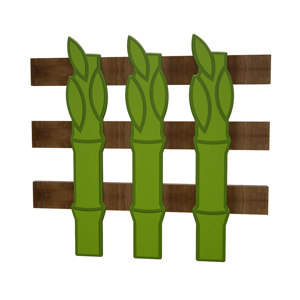 """Секция ограждения """"Бамбук"""""""