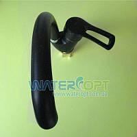 Смеситель для кухни черный мрамор GF-281, фото 1