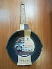 Сковорода Pure Stone Deep  висока з литого алюмінію d=24 KOHEN, фото 4