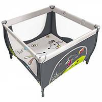 Детский манеж Baby Design Play Up New