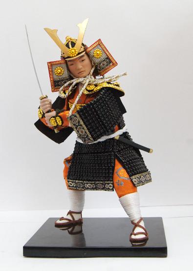 """Копія Японська лялька """"Минамотоно Юсицунэ»"""