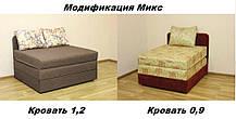 Кровать Микс 0,9 Акия и Розалинда 203 (Катунь ТМ), фото 3